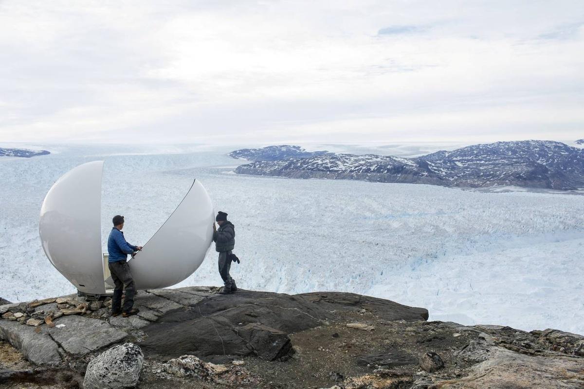 Những người làm việc trong giá lạnh cùng cực khắp thế giới