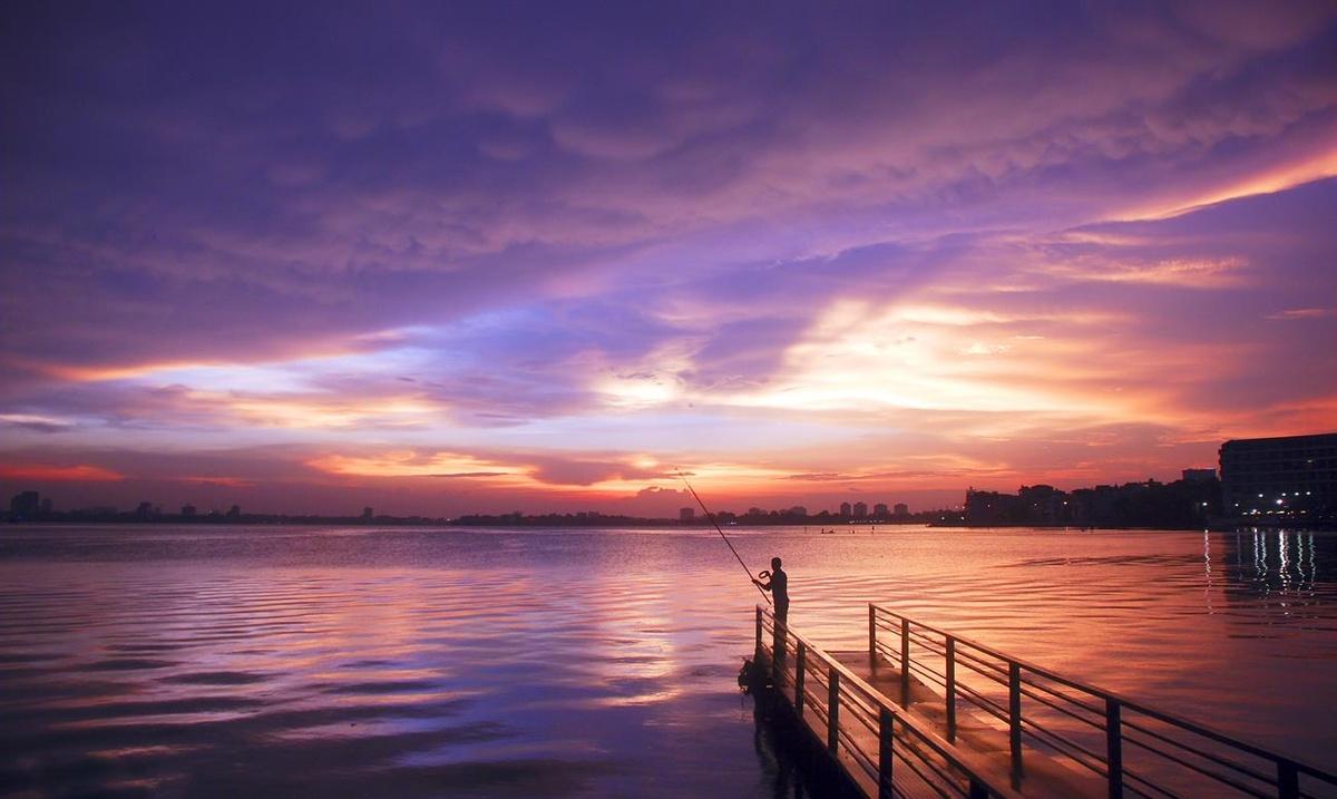 Ho Tay tho mong trong long Ha Noi hinh anh 7