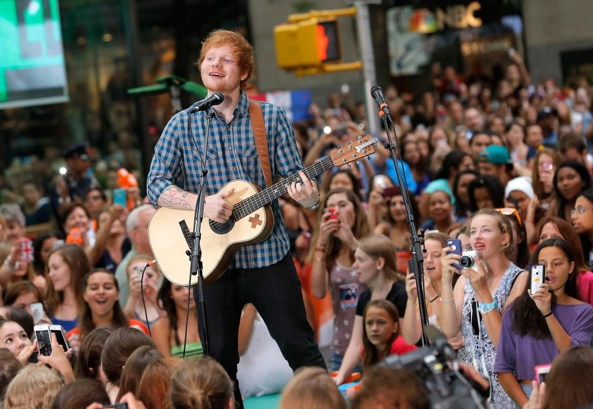 10 khoanh khac trong su nghiep Ed Sheeran anh 8