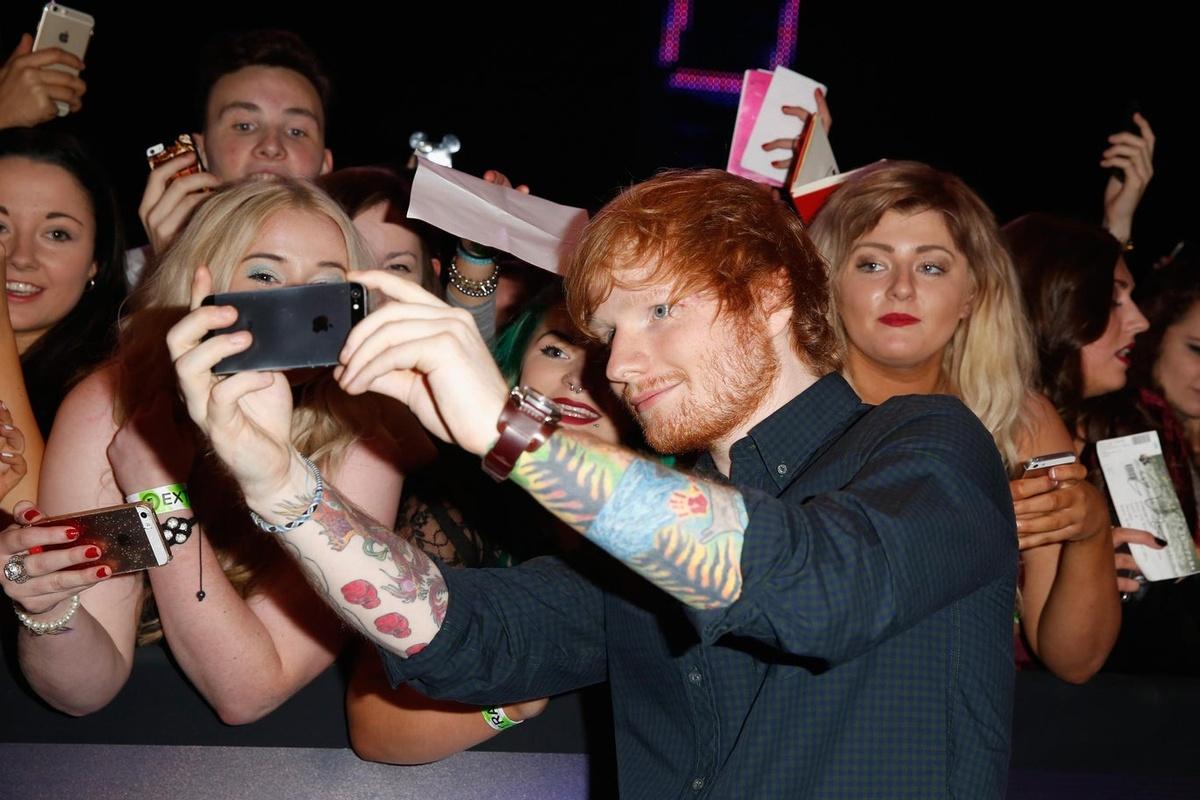 10 khoanh khac trong su nghiep Ed Sheeran anh 5