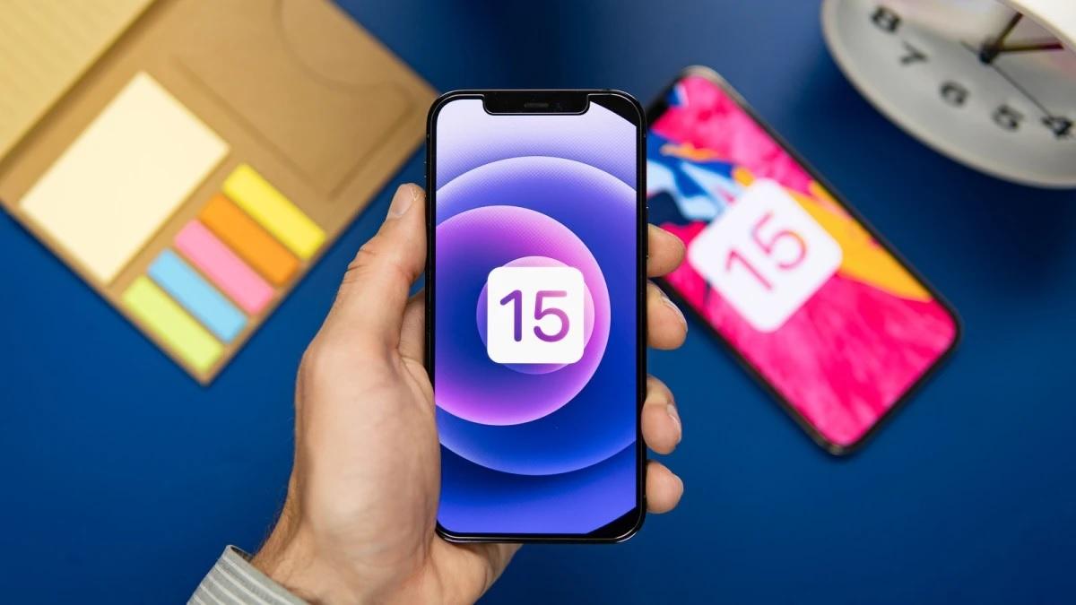 Đã có thể tải iOS 15 cho iPhone, nhiều tính năng có ích