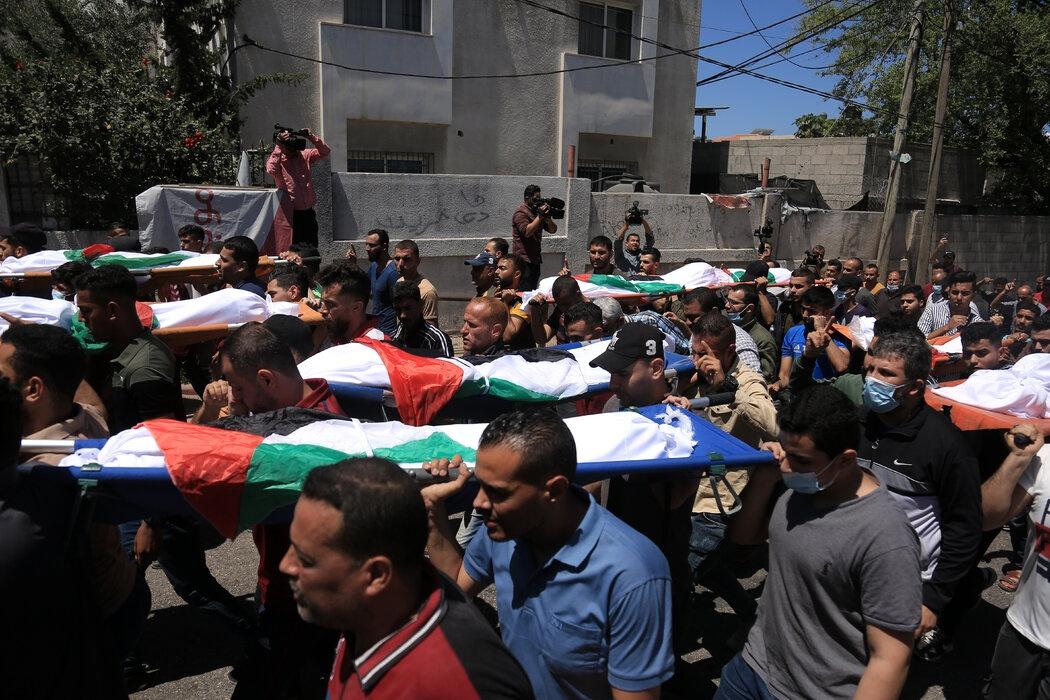 tre em chet o Gaza anh 5