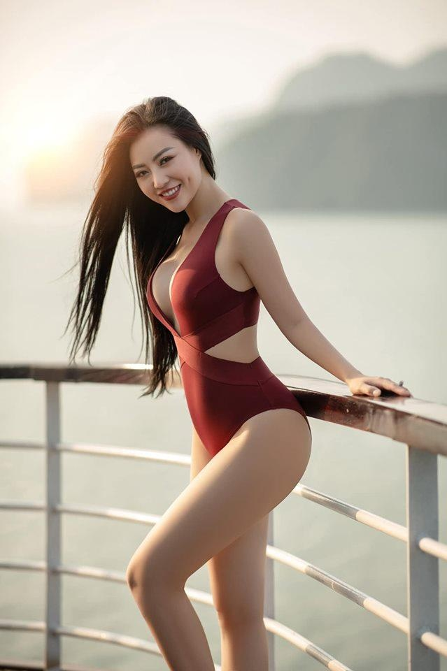 Sau 'Quynh bup be', Thanh Huong ngay cang goi cam hinh anh 2