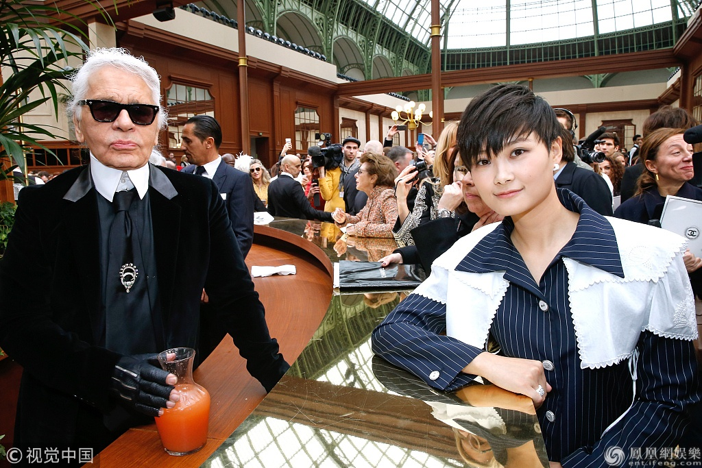 Karl Lagerfeld tung sung ai nhung my nhan Trung Quoc nao? hinh anh 5