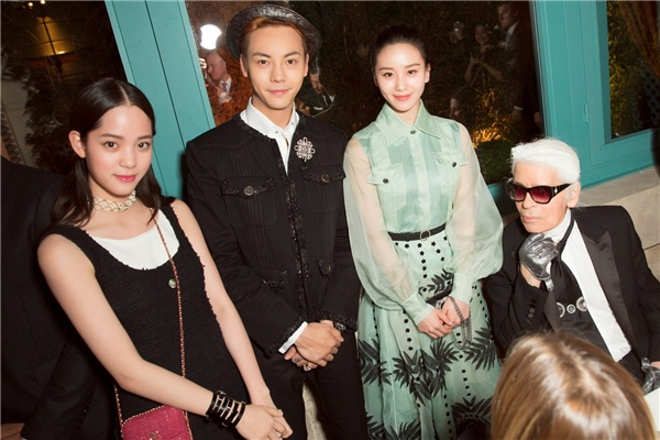 Karl Lagerfeld tung sung ai nhung my nhan Trung Quoc nao? hinh anh 10