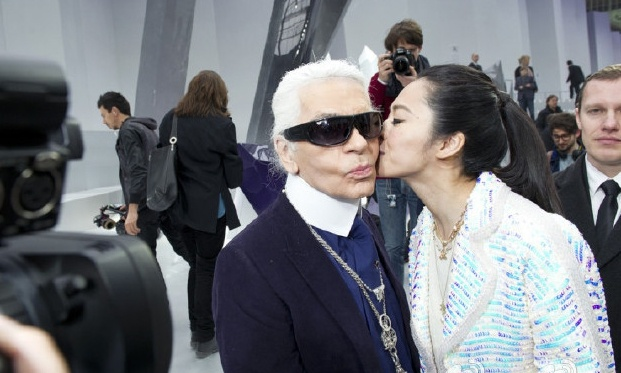 Karl Lagerfeld tung sung ai nhung my nhan Trung Quoc nao? hinh anh 6