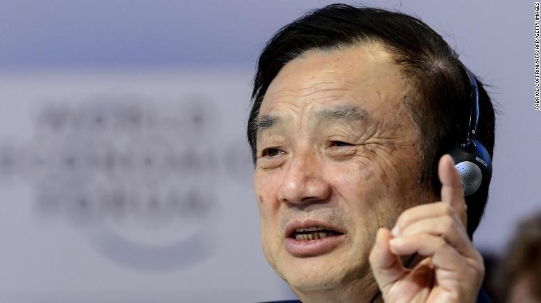 Khối tài sản của ông Nhậm được ước tính có giá trị khoảng 3,3 tỷ USD. Ảnh: CNN.