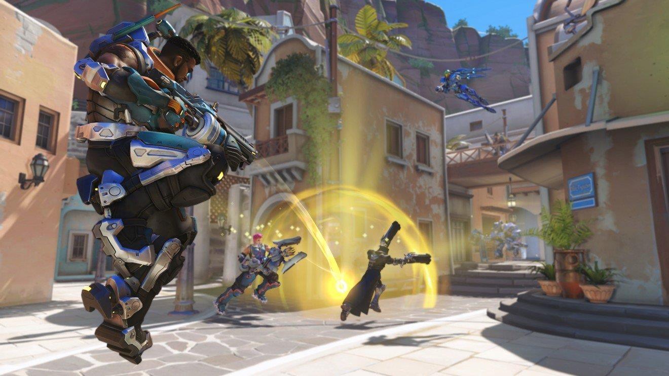 Kỹ năng chơi game của Luohai rất thuần thục. Ảnh: Blizzard.