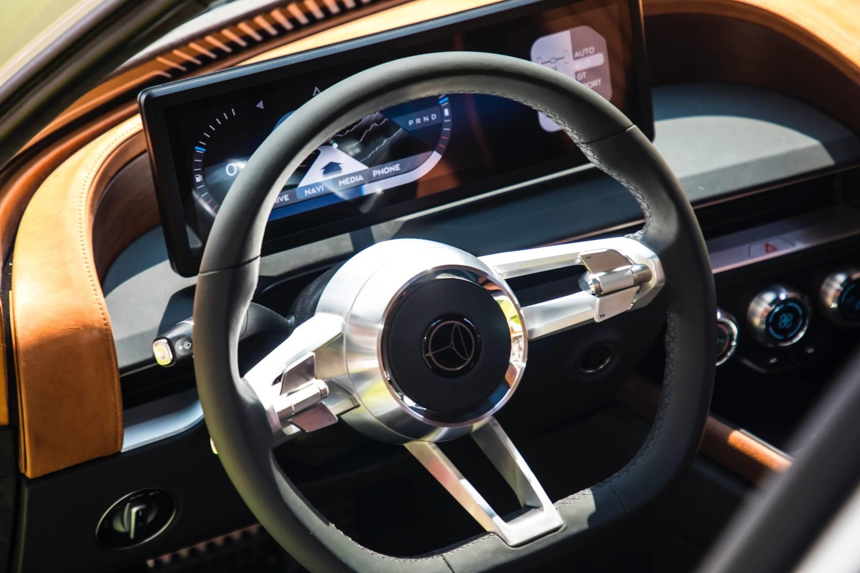 'Ho hang' nha Mercedes-Benz ra mat sieu xe manh 1.200 ma luc hinh anh 9