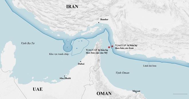 May bay da cat canh, vi sao TT Trump huy quyet dinh tan cong Iran? hinh anh 2