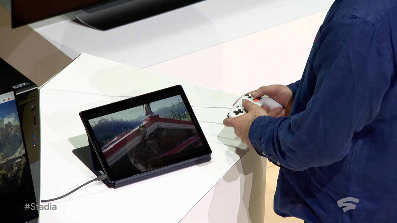 Những dịch vụ chơi game qua mạng như Stadia yêu cầu mạng rất tốt mới có thể chơi ổn định.