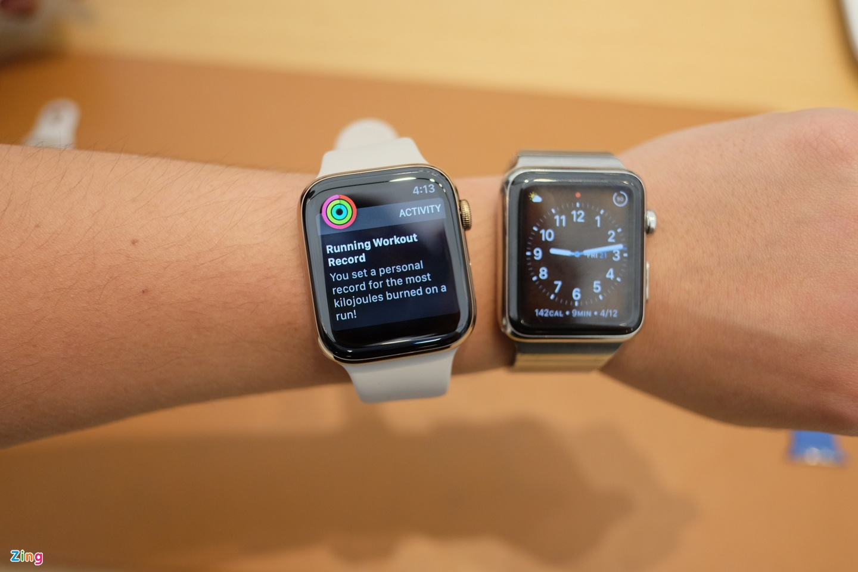 Chi tiet Apple Watch Series 4 - man hinh lon, vien cuc mong hinh anh 5