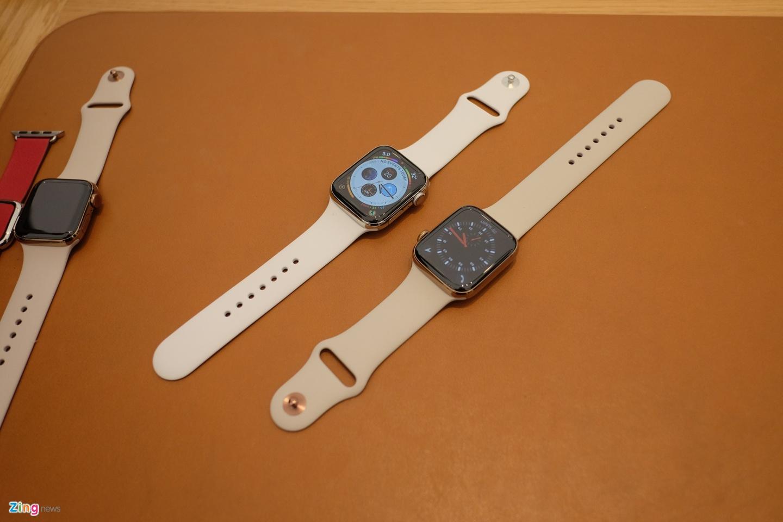 Chi tiet Apple Watch Series 4 - man hinh lon, vien cuc mong hinh anh 11
