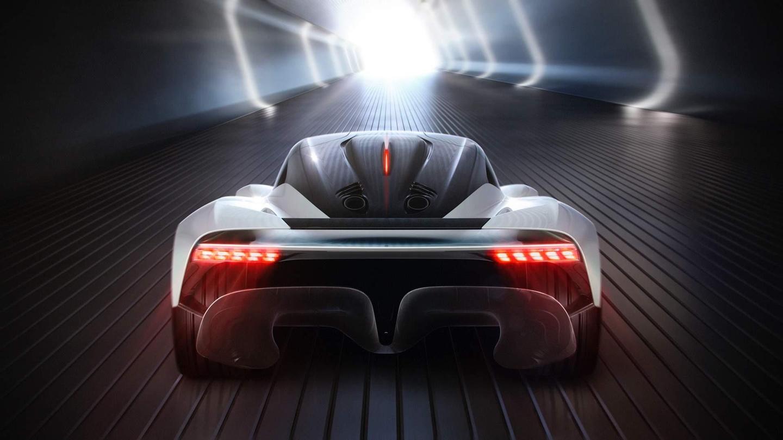 Sieu xe moi cua Aston Martin manh 1.000 ma luc, gia tren 1 trieu USD hinh anh 7