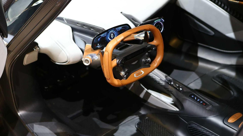 Sieu xe moi cua Aston Martin manh 1.000 ma luc, gia tren 1 trieu USD hinh anh 8