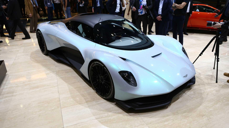 Sieu xe moi cua Aston Martin manh 1.000 ma luc, gia tren 1 trieu USD hinh anh 3