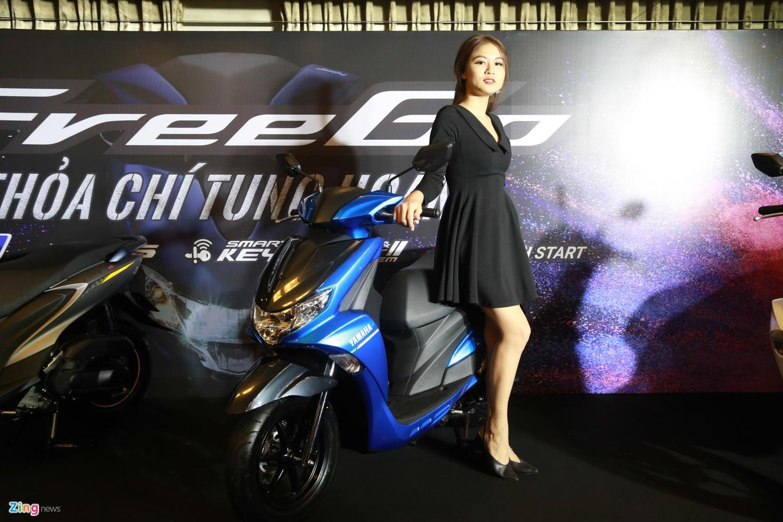 Yamaha FreeGo 125 ra mat VN, doi thu Honda Air Blade, gia tu 33 trieu hinh anh 7