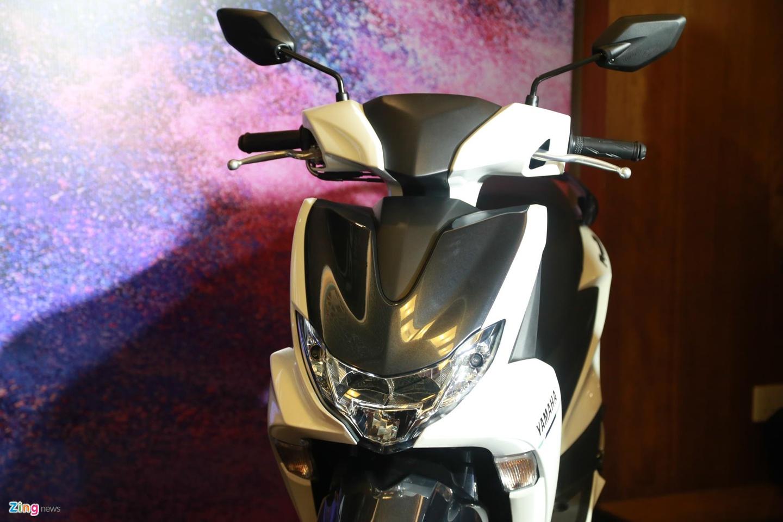 Yamaha FreeGo 125 ra mat VN, doi thu Honda Air Blade, gia tu 33 trieu hinh anh 2