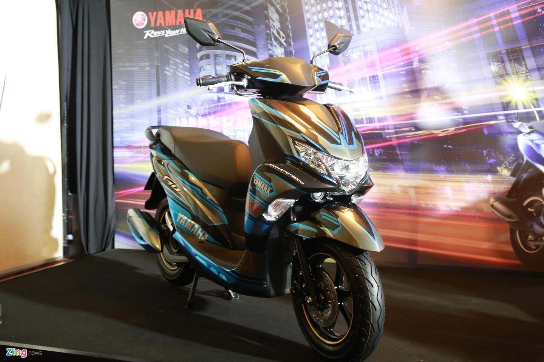 Yamaha FreeGo 125 ra mat VN, doi thu Honda Air Blade, gia tu 33 trieu hinh anh 1