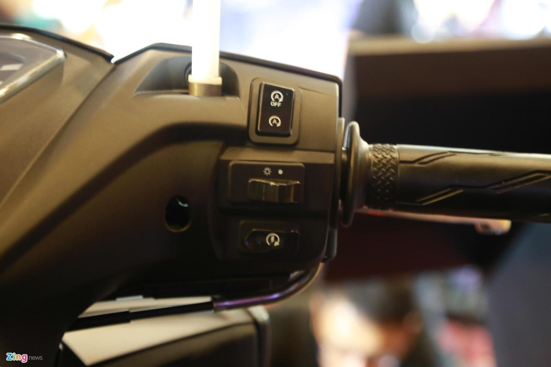 Yamaha FreeGo 125 ra mat VN, doi thu Honda Air Blade, gia tu 33 trieu hinh anh 6