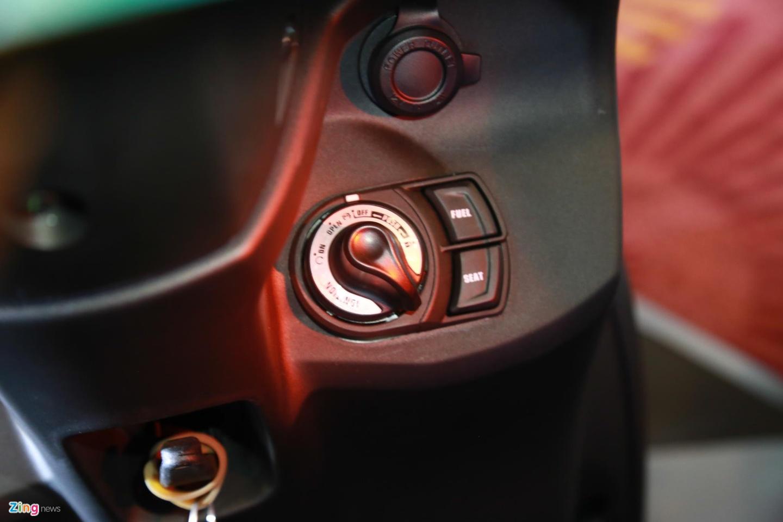 Yamaha FreeGo 125 ra mat VN, doi thu Honda Air Blade, gia tu 33 trieu hinh anh 3
