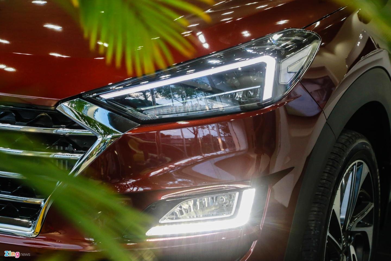 Can canh Hyundai Tucson 2019 - thay ngoai hinh, tang gia ban hinh anh 5