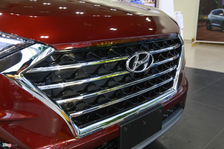 Can canh Hyundai Tucson 2019 - thay ngoai hinh, tang gia ban hinh anh 4