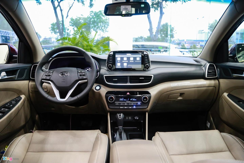 Can canh Hyundai Tucson 2019 - thay ngoai hinh, tang gia ban hinh anh 7
