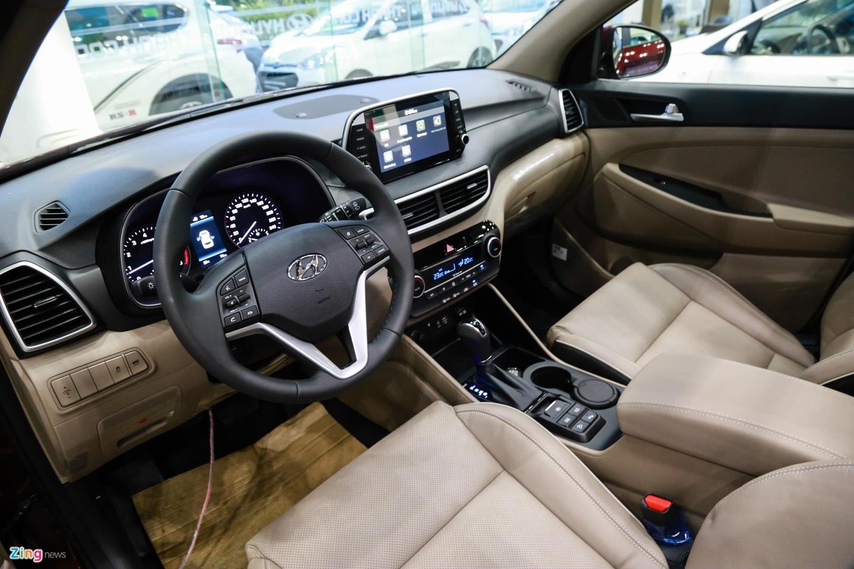 Can canh Hyundai Tucson 2019 - thay ngoai hinh, tang gia ban hinh anh 9