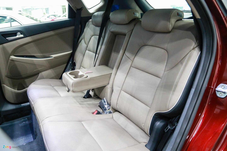 Can canh Hyundai Tucson 2019 - thay ngoai hinh, tang gia ban hinh anh 12