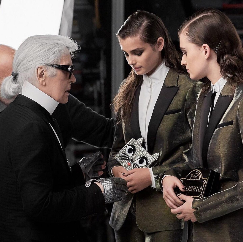 10 cau chuyen thu vi ve huyen thoai Chanel - Karl Lagerfeld hinh anh 6