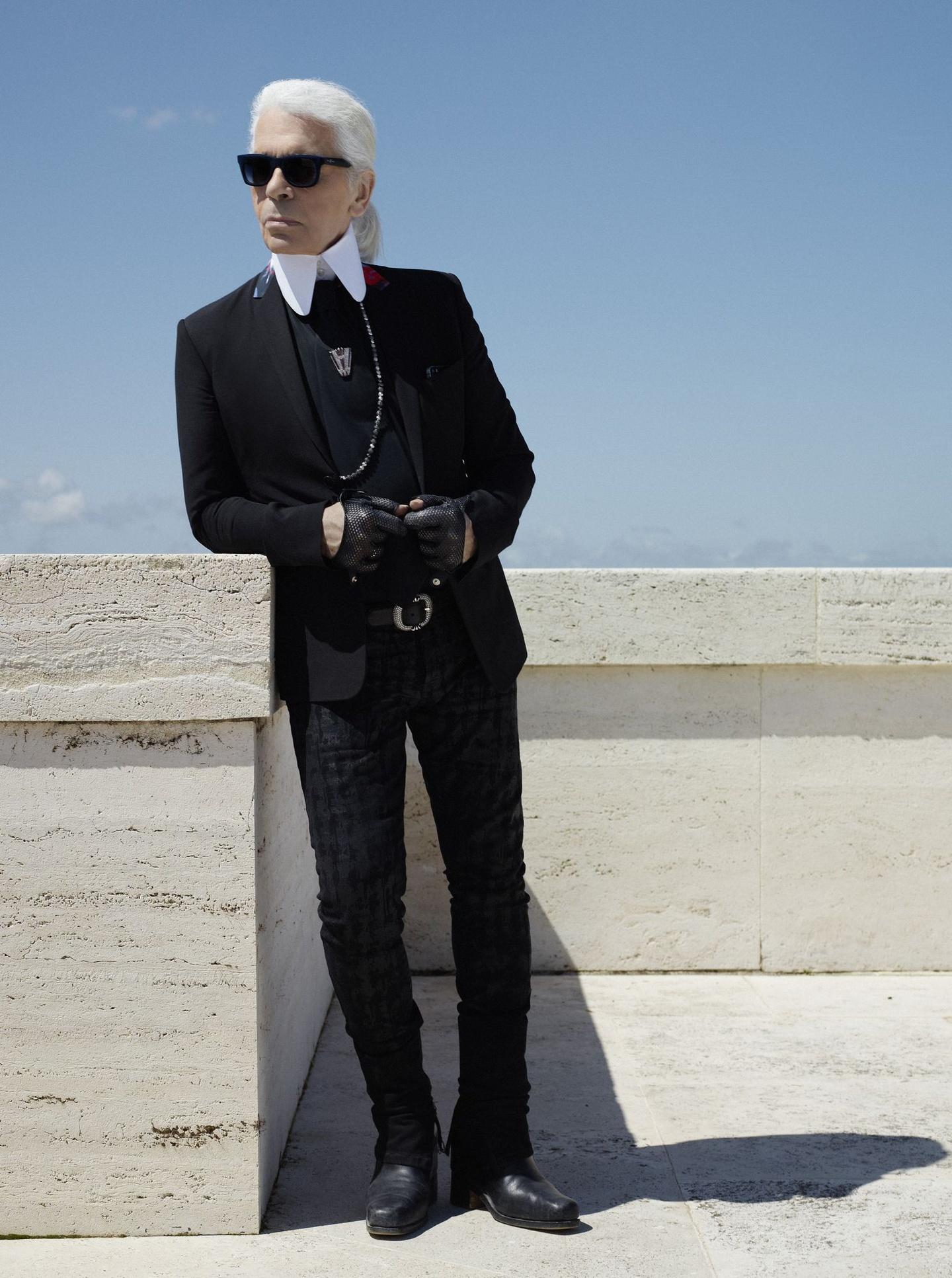 10 cau chuyen thu vi ve huyen thoai Chanel - Karl Lagerfeld hinh anh 5