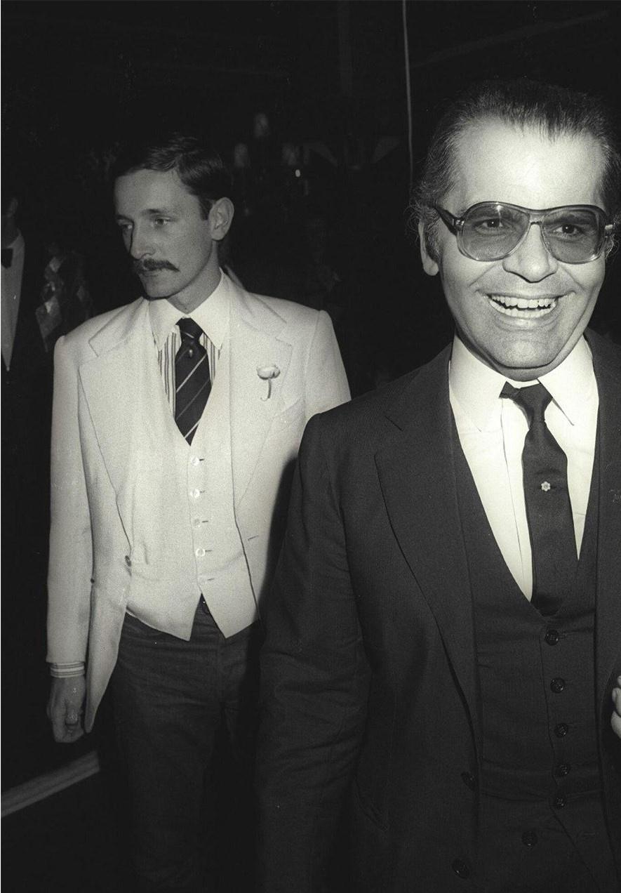 10 cau chuyen thu vi ve huyen thoai Chanel - Karl Lagerfeld hinh anh 8