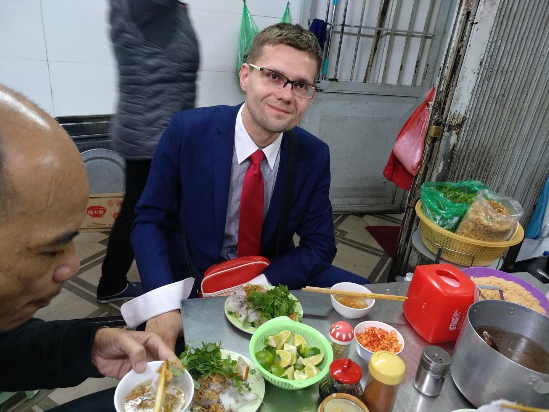 Phong vien Business Insider: Ca phe trung Viet Nam rat dac biet! hinh anh 2