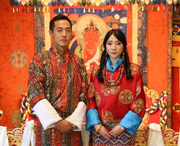 gia dinh Quoc vuong Bhutan anh 7