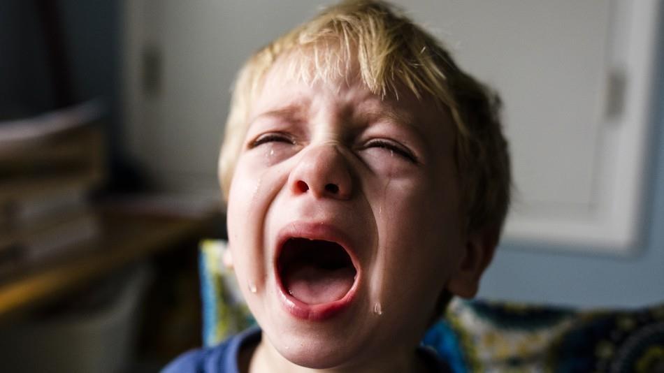 Từ bao giờ tiếng khóc của con trẻ lại khiến người lớn buồn cười đến thế? Ảnh: Mashable.