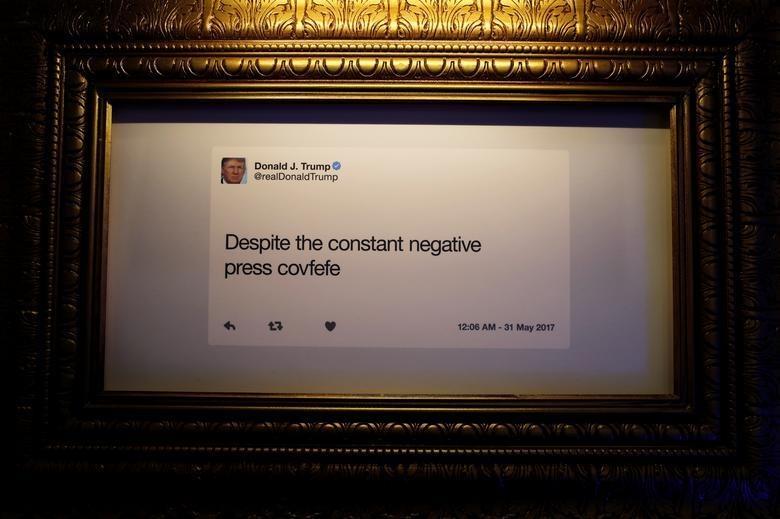Danh hai mo trien lam cham choc 'the gioi ao' cua ong Trump hinh anh 5
