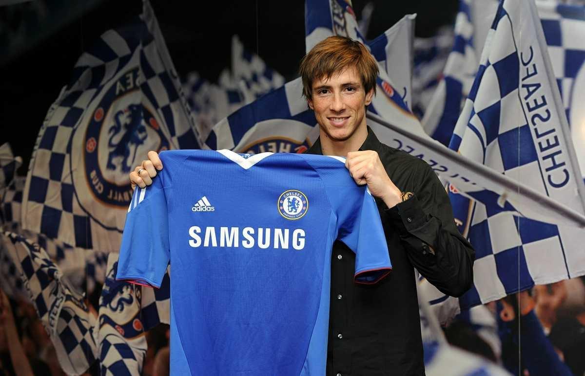 Nhung cot moc dang nho trong su nghiep cua Fernando Torres hinh anh 6