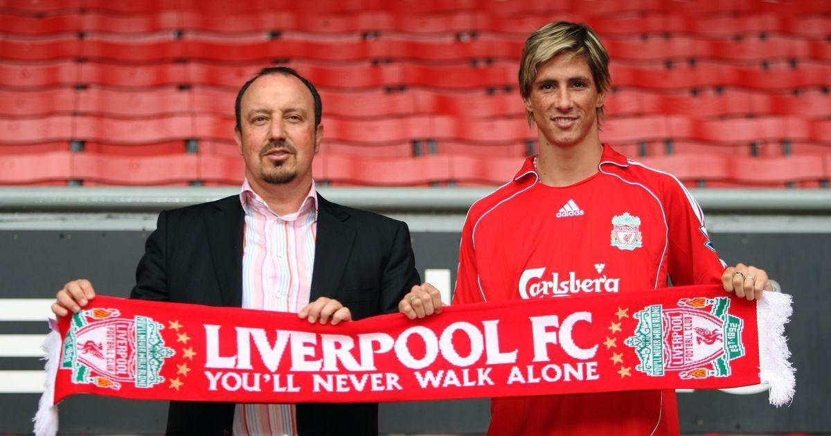 Nhung cot moc dang nho trong su nghiep cua Fernando Torres hinh anh 3