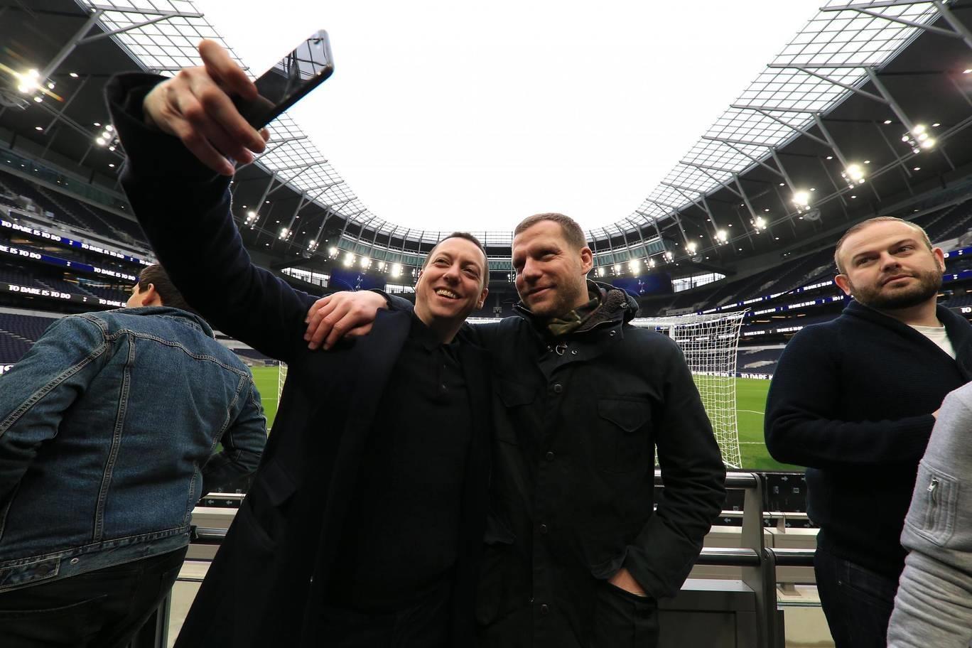 Sieu san van dong moi cua Tottenham Hotspur hinh anh 6