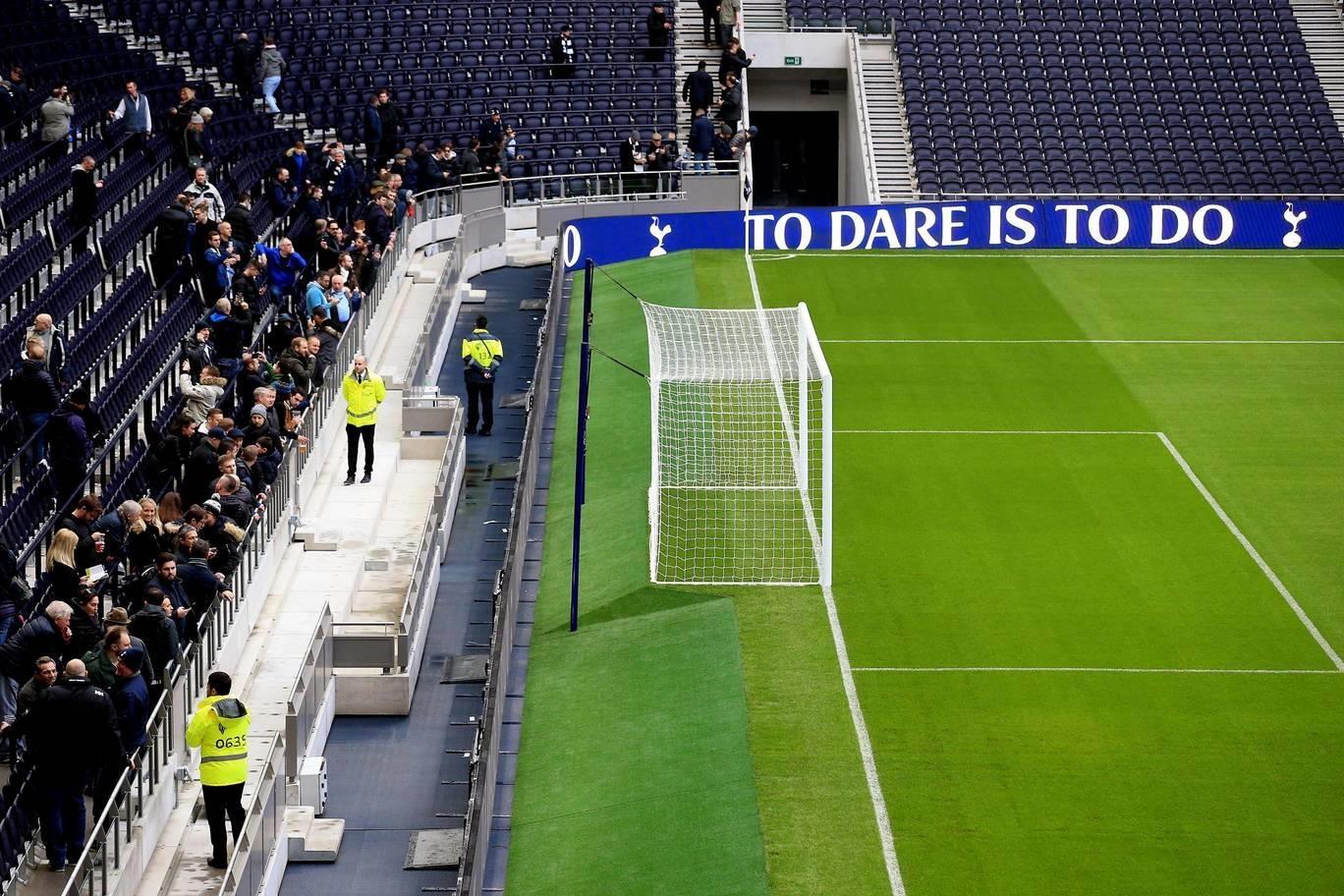Sieu san van dong moi cua Tottenham Hotspur hinh anh 14