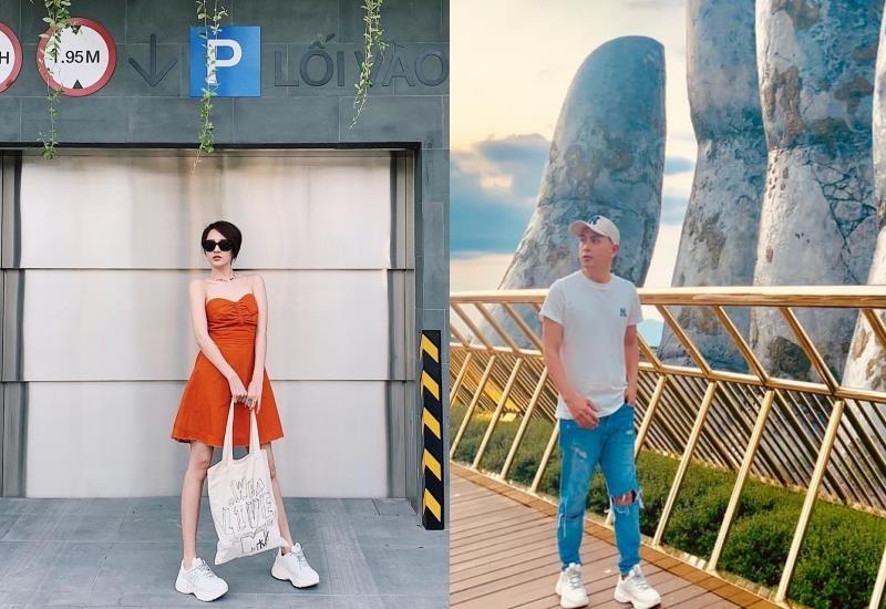 Bảo Anh và Hồ Quang Hiếu đi giày đôi, cùng du lịch Đà Nẵng?