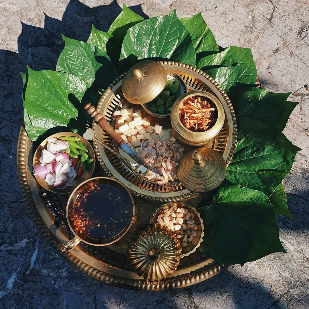 'Oanh tac' nhung mon ngon dam huong vi Thai o Chiang Mai hinh anh 8