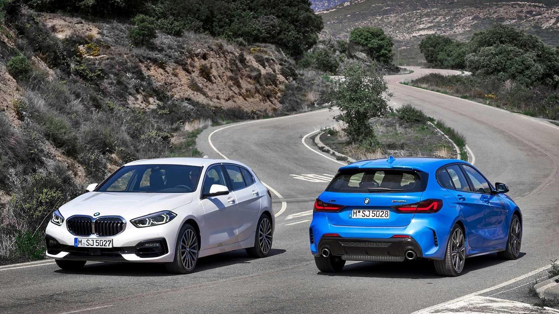 BMW 1-Series 2020: Khi X2 duoc thu nho hinh anh 1