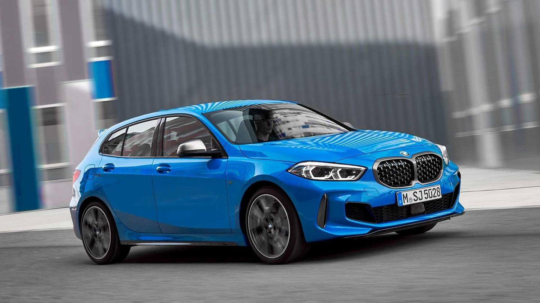 BMW 1-Series 2020: Khi X2 duoc thu nho hinh anh 2
