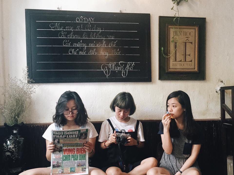 3. Út Lành Cafe: