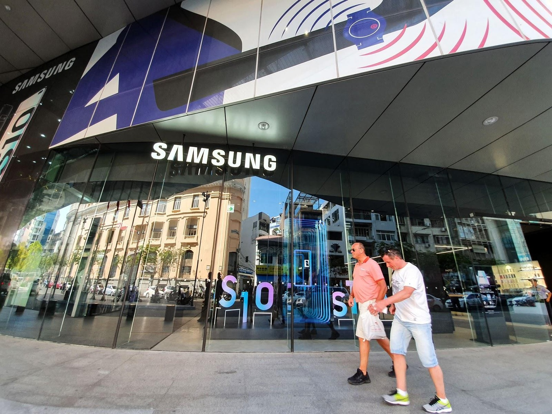 Trai nghiem nhanh Galaxy S10+, smartphone chup hinh dang kinh ngac hinh anh 8