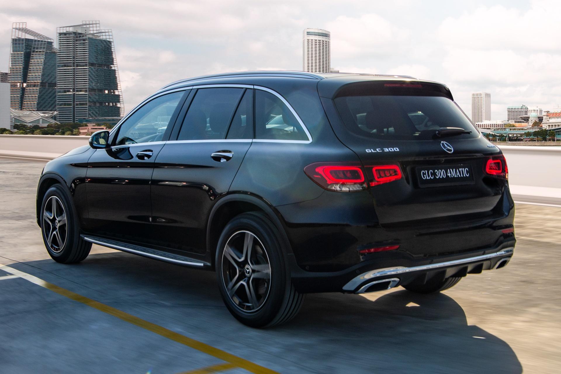 Audi Q5 2021 canh tranh Mercedes GLC anh 5