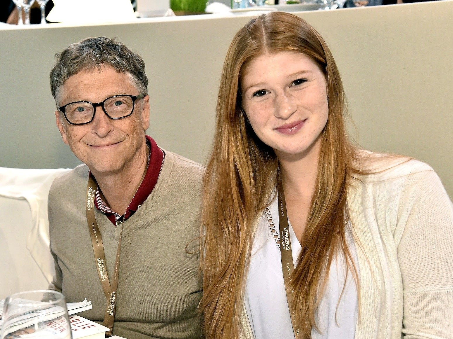 ty phu Bill Gates day con anh 6