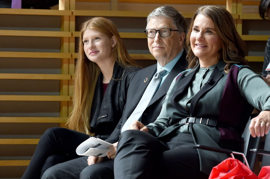 ty phu Bill Gates day con anh 8